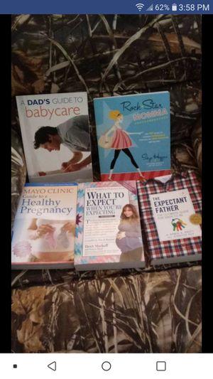5 Parenting/Pregnancy books. for Sale in Saint Joseph, MO