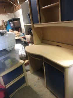 Kids Furniture, Desk Shelf and Bed Stand for Sale in Austin,  TX