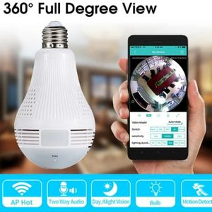 Smart Wifi Light Bulb Camera for Sale in Houston, TX