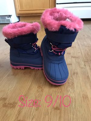 Girls Snow Boots for Sale in Chula Vista, CA