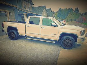 """20"""" rims with mudder tires for Sale in Vancouver, WA"""