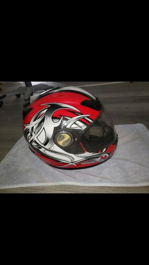 Scorpion EXO-400 Tribal Red Full Face Motorcyle Helmet for Sale in Pasadena, CA