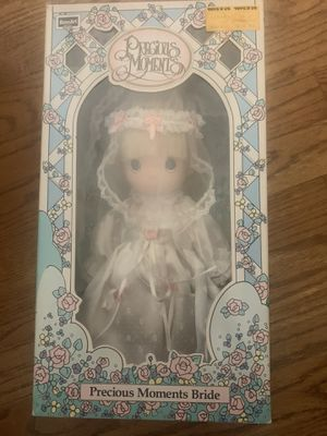 Vintage 1990's Precious Moments Bride Doll for Sale in Piedmont, SC