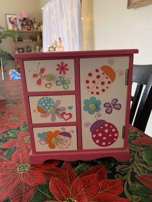 Jewelry Box for Sale in Riverside, CA