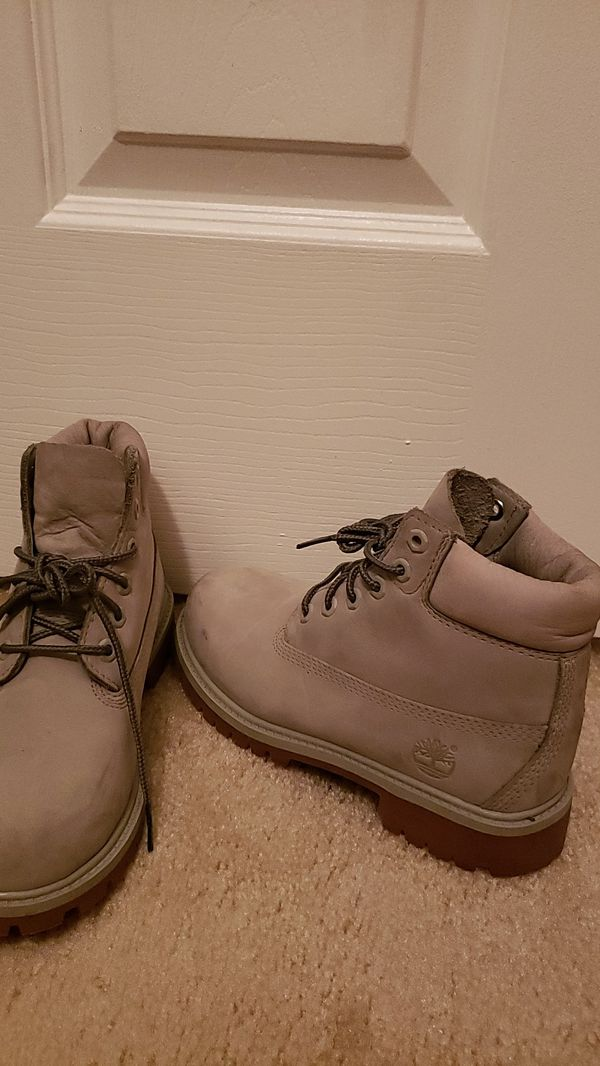 Kids (girl) Timberland. Boots