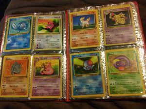 Lot of 169 Original Pokemon Cards for Sale in Sarver, PA