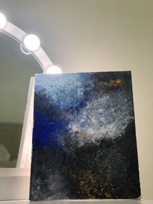 Abstract sky painting for Sale in Arlington, VA