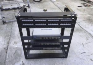 3 pcs powerconnect dell 2024 2324 Cisco sr224 for Sale in Industry, CA
