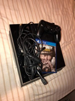 Playstation 4 ps4 with 3 games for Sale in Houston, TX