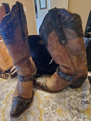 Corral size 8 womens boots for Sale in Midlothian, TX