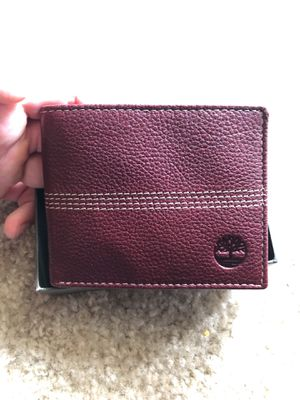Timberland wallet new never used for Sale in Odenton, MD