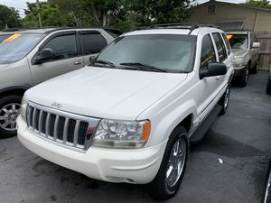 2004 Jeep Grand Cherokee for Sale in Fort Pierce, FL