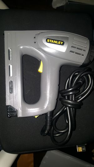 STANLEY ELECTRIC STAPLE GUN for Sale in San Francisco, CA