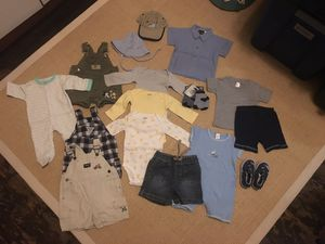 Brand new and gently used baby clothing. Excellent condition. Variety of sizes 0-3 months, 3-6 months, 6-12 months. Over $150 worth of clothing. for Sale for sale  Atlanta, GA