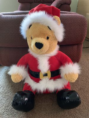 Disney Winnie The Pooh Santa Edition for Sale in Antioch, CA