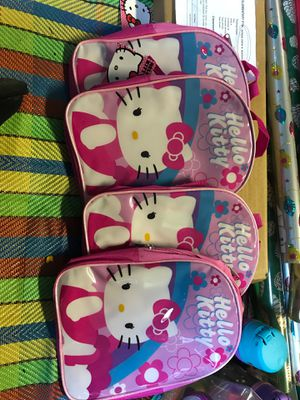 Hello kitty toddler backpacks for Sale in Olalla, WA