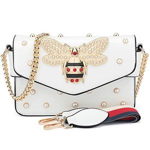Bee & Pearl handbag in White for Sale in Baltimore, MD
