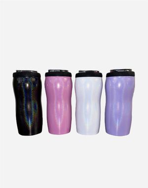 Slim 12oz Shimmer Insulated Can Cooler Coozie White Claw Pack Four Pack for Sale in Orlando, FL