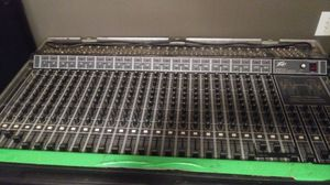 Peavy 24 channel mixing board for Sale in OH, US