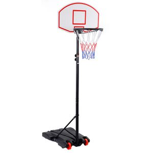 🏀⛹🏼♂️ Basketball Hoop - Adjustable - Stand with Wheels for Sale in Los Angeles, CA