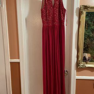 Red Long Dress for Sale in Germantown, MD