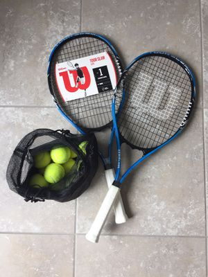 NEW Tennis Racket - 2-pack for Sale in Henderson, NV