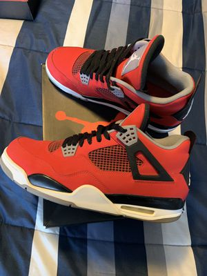 Jordan toro 4s size 12 for Sale in Annandale, VA
