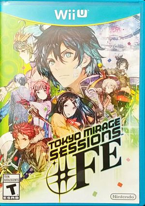 Tokyo Mirage Sessions FE - Nintendo Wii U for Sale in Tampa, FL