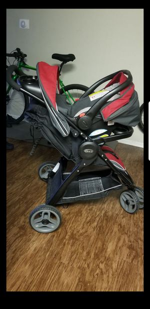 Graco 2-1 stroller and car seat for Sale in Corona, CA