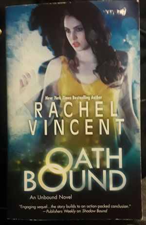 Oath Bound by Rachel Vincent for Sale in Mitchell, IL