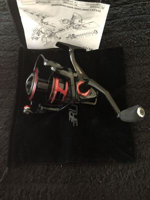 runcl spinning reel titan 6000 for Sale in Ontario, CA