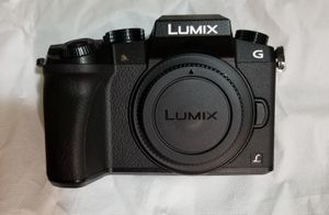 Panasonic G7 [BLACK] Camera BODY ONLY for Sale in New York, NY
