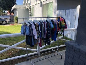 Clothes, games, sports equipment, electronics, housewares, holiday decor for Sale in Costa Mesa, CA