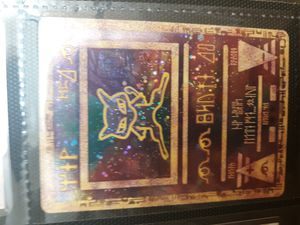 Mewtwo pokemon card for Sale in Tacoma, WA