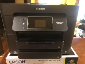 Epson Workforce Pro WF-3730 all in one for Sale in Boca Raton, FL