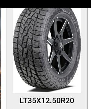 Hercules tera track all terrain tires for Sale in Glendale, AZ