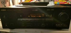 SUPER CLEAN Yamaha HTR-5940 6.1 Home theater receiver. With Remote and manual. for Sale in Delray Beach, FL
