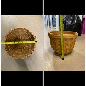Longaberger Basket for Sale in Greater Upper Marlboro, MD