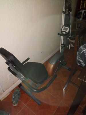 Barrow speed exercise bike for Sale in Houston, TX