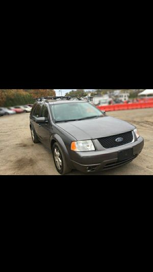 2005 Ford Free Style Limited 4x4 3rd row seat loaded. Leather 131 k miles for Sale in Falls Church, VA