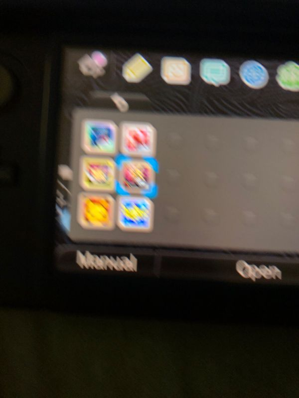 New Nintendo 3DS XL with 50 games and case