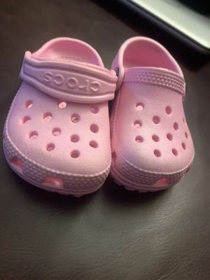Baby crocs for Sale in Anaheim, CA