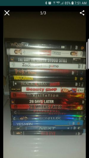 DVD bundle or individual, your pick $25 all or $2 each for Sale in Snellville, GA