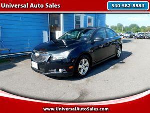 2012 Chevrolet Cruze for Sale in Spotsylvania Courthouse, VA