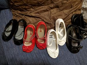 Kids shoe sale dress shoes tennis shoes booties boots so cute! for Sale in Denver, CO