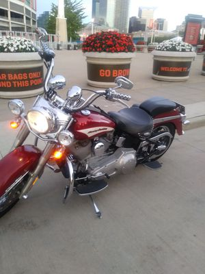 06 Harley Davidson Softail for Sale in WARRENSVL HTS, OH
