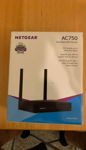 Dual Band WiFi Router AC 750 for Sale in Beaverton, OR