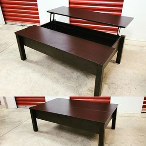 Large Coffee Table for Sale in Bladensburg, MD