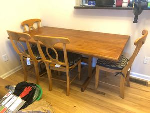 Dining Table and Chair set for Sale in Duluth, GA