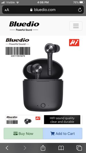 Bluetooth headphones for Sale in New York, NY